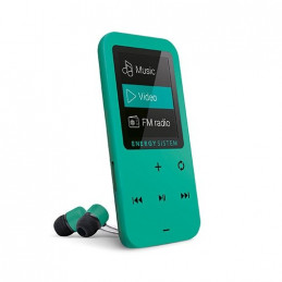 MP4 8GB ENERGY SISTEM TOUCH MENTA RADIO FM MICRO SD TACTIL