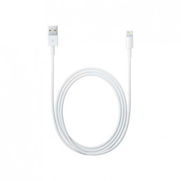 ADAPTADOR APPLE LIGHTNING MACHO A USB MACHO 2M