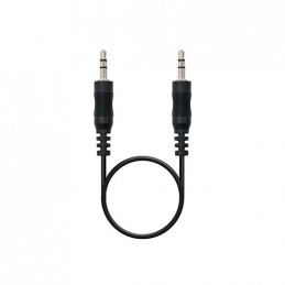 CABLE AUDIO 1XJACK 35 A 1XJACK 35 15M NANOCABLE