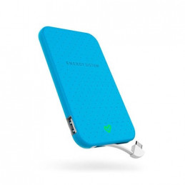 POWERBANK ENERGY SISTEM EXTRA BATTERY 2500 AZUL