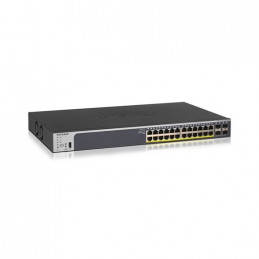 HUB SWITCH 24 PTOS NETGEAR GS728TP 200EUS