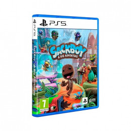 JUEGO SONY PS5 SACKBOY A BIG ADVENTURE