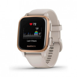 SMARTWATCH GARMIN SPORTWATCH VENU SQ MUSIC DORADO