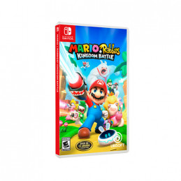 JUEGO NINTENDO SWITCH MARIO RABBIDS