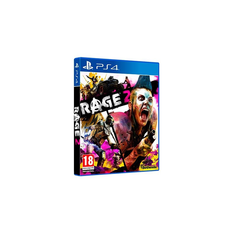 JUEGO SONY PS4 RAGE 2