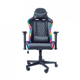 SILLA GAMING KEEP OUT XSPRO RGB NEGRO COJINES CERVICAL Y L