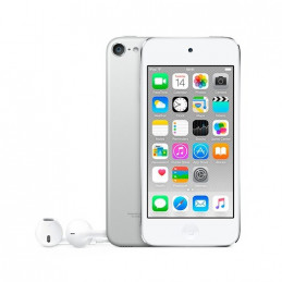 APPLE IPOD TOUCH 128GB PLATA 6º GEN