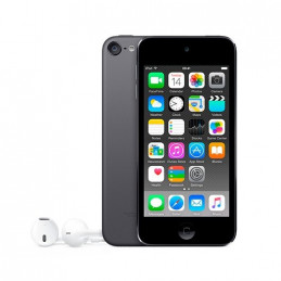 APPLE IPOD TOUCH 128GB GRIS ESPACIAL 6º GEN