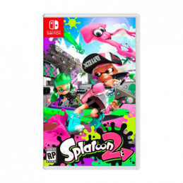 JUEGO NINTENDO SWITCH SPLATOON 2
