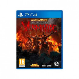 JUEGO SONY PS4 WARHAMMER THE END TIMES VERMINTIDE