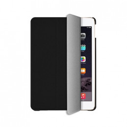 FUNDA LIBRO IPAD 97 MACALLY BSTAND NEGRO