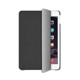 FUNDA LIBRO APPLE IPAD 97 MACALLY BSTAND GRIS