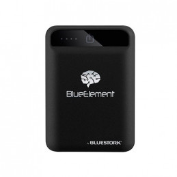 POWERBANK BLUE ELEMENT 5000MAH NEGRO BK 50 U2 BE