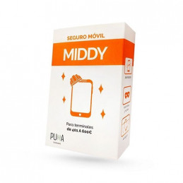 SEGURO MOVIL PUMA TELECOM MIDDY