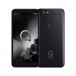 MOVIL SMARTPHONE ALCATEL 1S 2019 4GB 64GB NEGRO