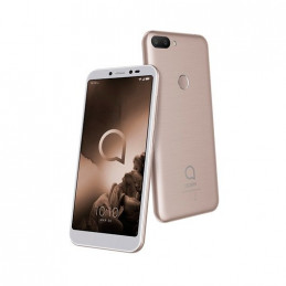 MOVIL SMARTPHONE ALCATEL 1S 2019 4GB 64GB DORADO