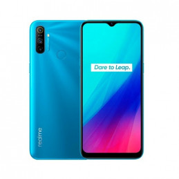 MOVIL REALME C3 3GB 64GB DS FROZEN BLUE OCTA CORE 65 720X