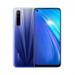 MOVIL REALME 6 4GB 64GB DS COMET BLUE OCTA CORE 65 2400X1