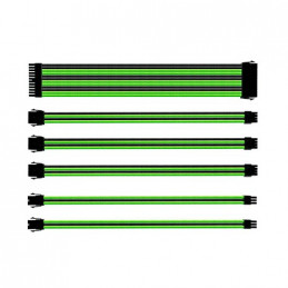 KIT EXTENSION CABLES COOLER MASTER VERDE NEGRO
