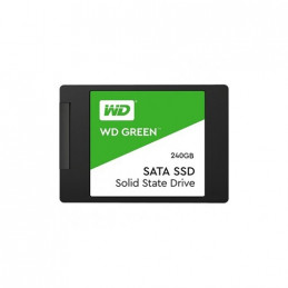 DISCO DURO 25 SSD 240GB SATA3 WD GREEN