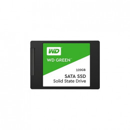 DISCO DURO 25 SSD 120GB SATA3 WD GREEN