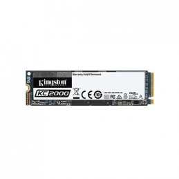 DISCO DURO M2 SSD 500GB PCIE KINGSTON KC2000 NVMe 2280