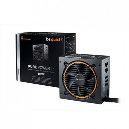 FUENTE DE ALIMENTACION ATX 600W BE QUIET PURE POWER 11 BN2