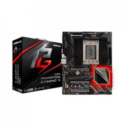 PLACA BASE ASROCK TR4 X399 PHANTOM GAMING 6