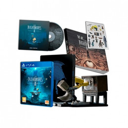 JUEGO SONY PS4 LITTLE NIGHTMARES II TV EDITION BSO STICKER
