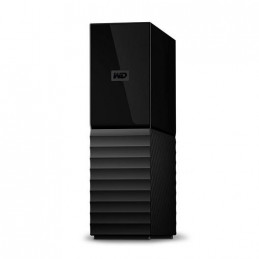 DISCO DURO EXT USB30 35 4TB WD MY BOOK NEGRO