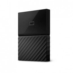 DISCO DURO EXT USB30 25 1TB WD MY PASSPORT NEGRO
