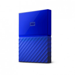 DISCO DURO EXT USB30 25 1TB WD MY PASSPORT AZUL