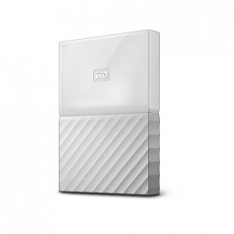 DISCO DURO EXT USB30 25 1TB WD MY PASSPORT BLANCO