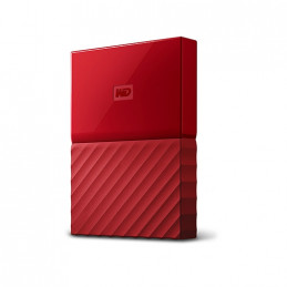 DISCO DURO EXT USB30 25 3TB WD MY PASSPORT ROJO