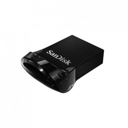PENDRIVE 64GB USB31 SANDISK ULTRA FIT NEGRO