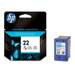 CARTUCHO ORIG HP Nº 22 COLOR C9352AE