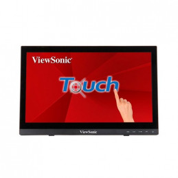 MONITOR LED 156 VIEWSONIC TD1630 3 TACTIL NEGRO