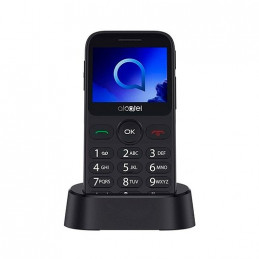 MOVIL ALCATEL 2019G PLATA SC6531F 8MB 16MB 24 QVGA 2MP B
