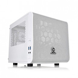 TORRE MINI ITX THERMALTAKE CORE V1 BLANCO