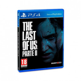 JUEGO SONY PS4 THE LAST OF US II EAN 711719340508 9340508