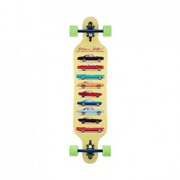 PATINETE LONGBOARD MILLER COLLECTION 38
