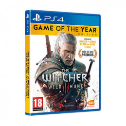 JUEGO SONY PS4 THEWITCHER...