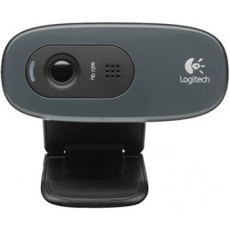 WEBCAM LOGITECH C270-HD...